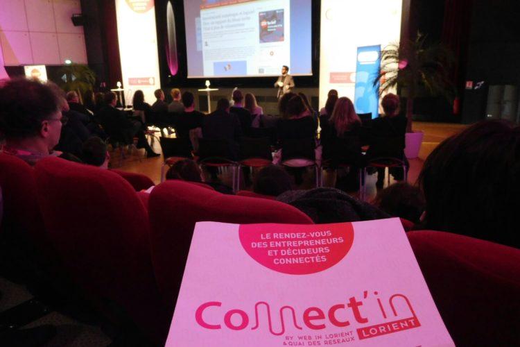 Connectin Lorient salon numerique - networking