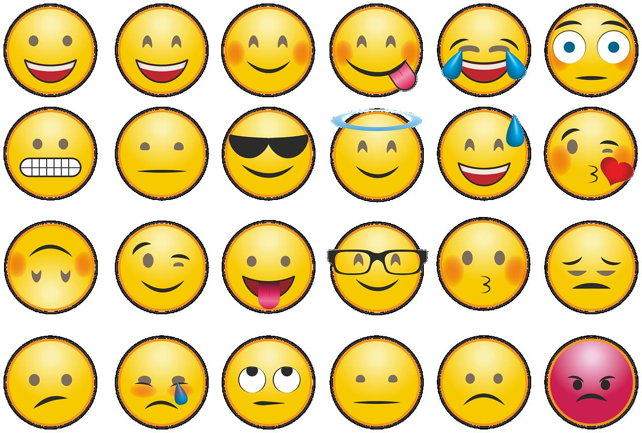 Emoji - Conseils d'Erialla Communication - Création de site web Auray